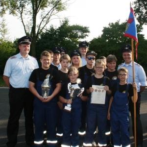 Kreissieger 2016 - Jugendfeuerwehr Völlenerfehn